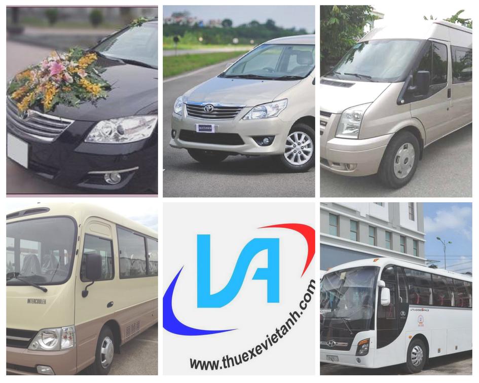 Việt Anh - Đơn vị cho thuê xe du lịch hàng đầu Việt Nam
