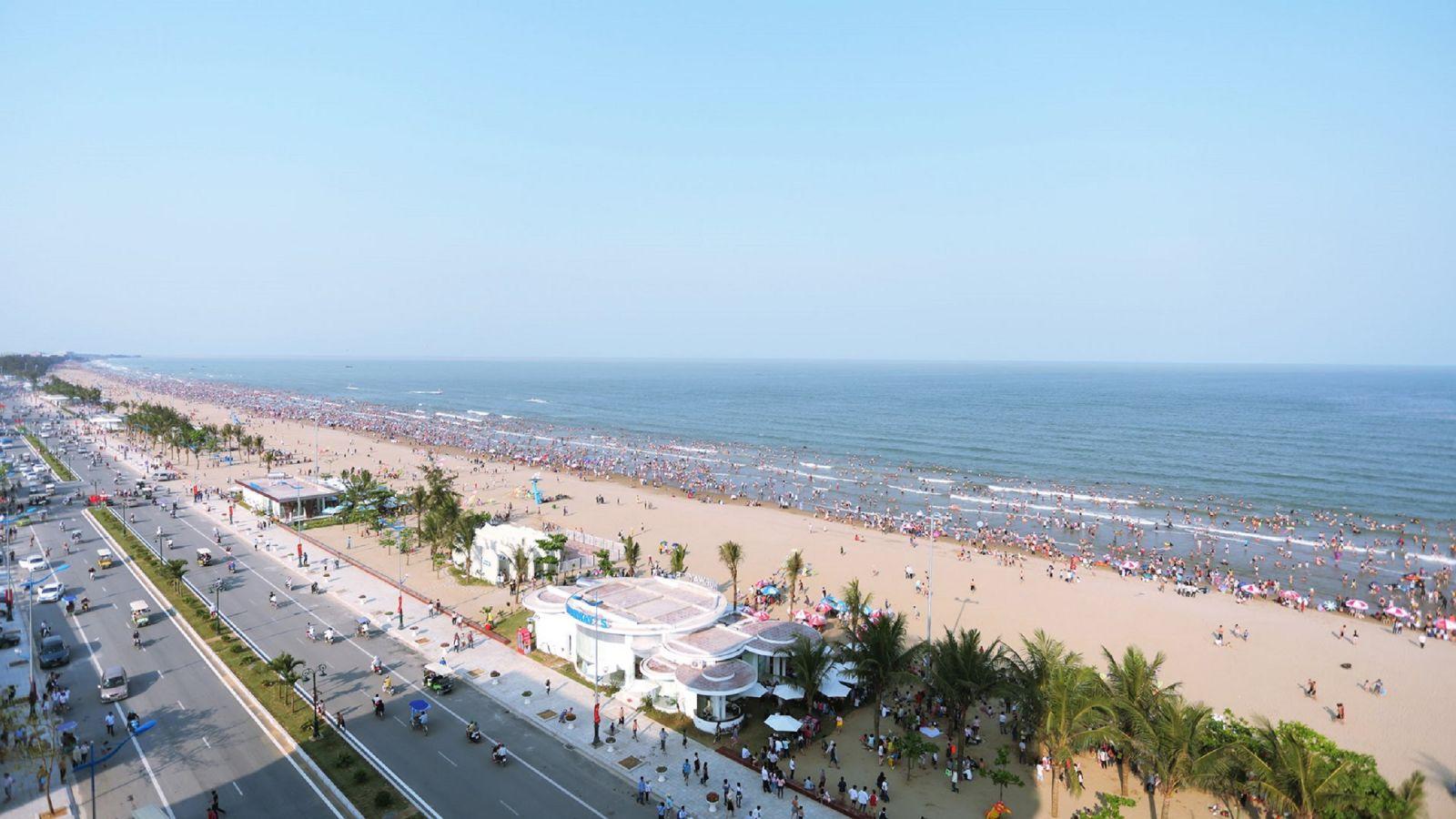Bãi biển Sầm Sơn - Thanh Hóa