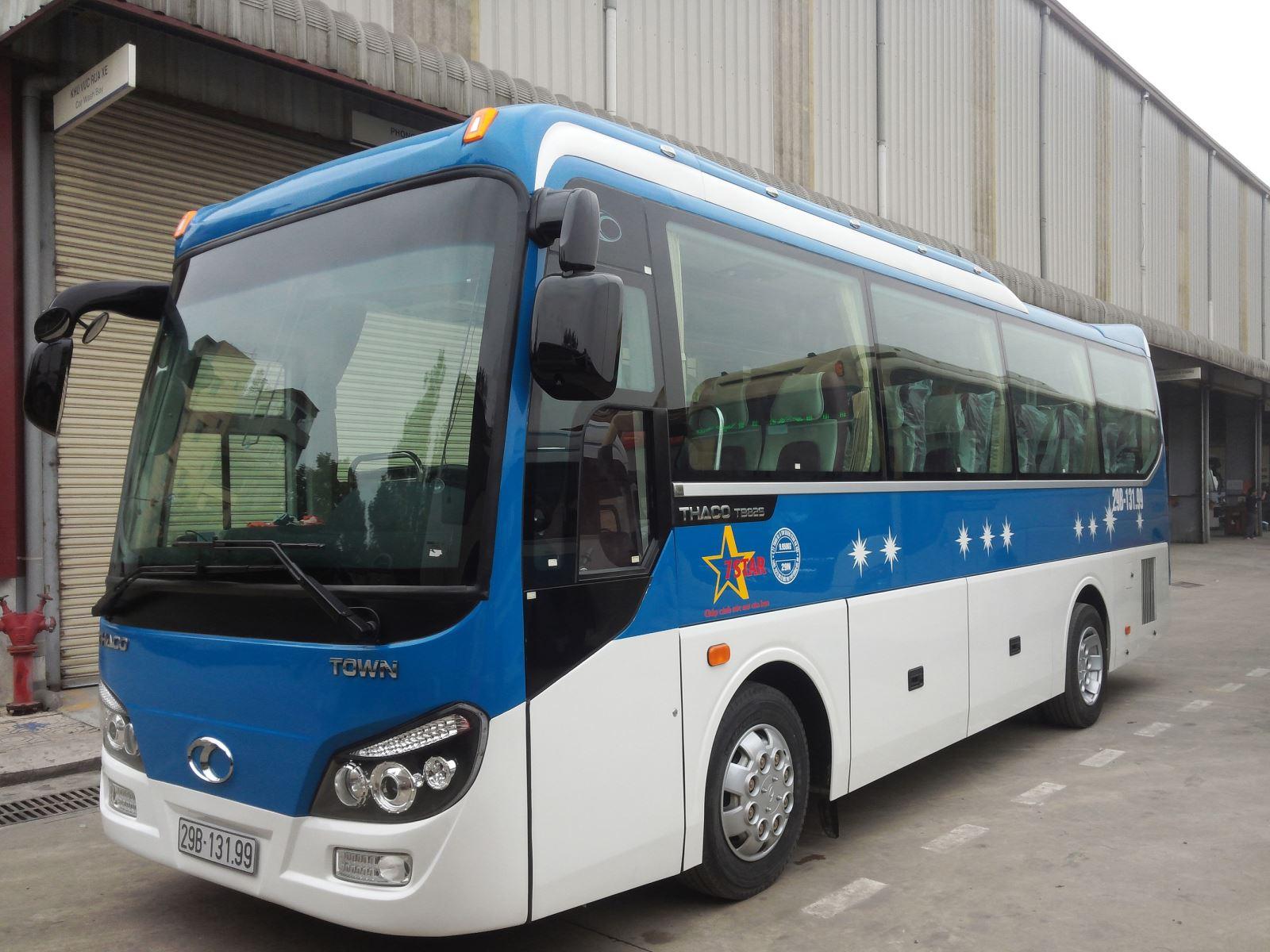 Kết quả hình ảnh cho Cho thuê xe 30 chỗ ngồi đi Sầm Sơn