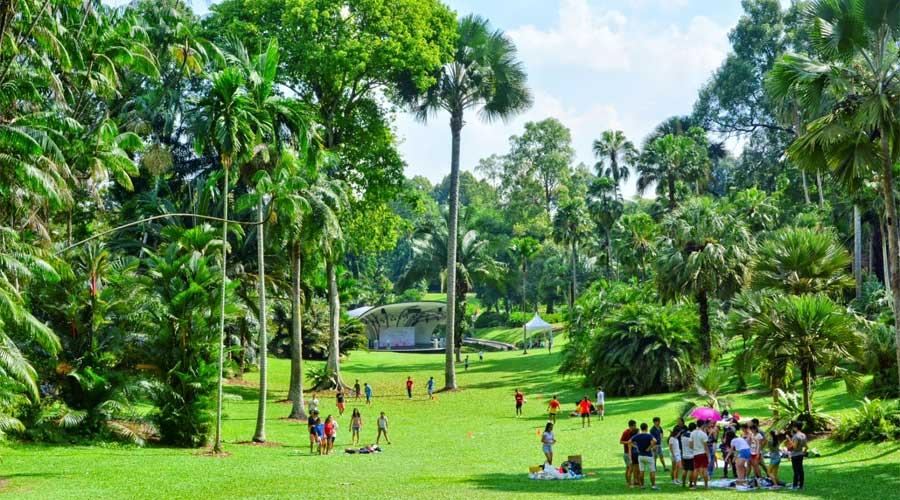 Một số hình ảnh tại Công viên Bách Thảo: