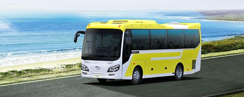 Hình ảnh xe Thaco Town 29 chỗ ngồi